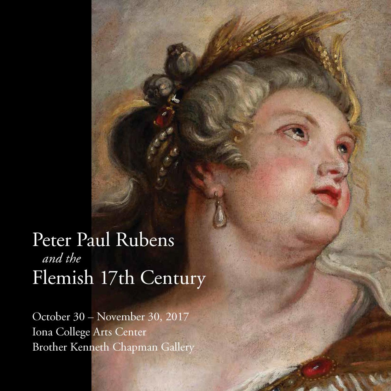 Peter Paul Rubens catalog cover